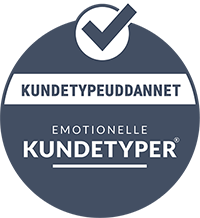 Kundetypeuddannet
